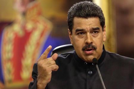 Maduro: Si Estados Unidos me ataca es porque soy leal a la patria
