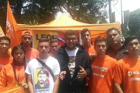 Cimino:  Entregarán comida a personas en  situación de calle en Los Teques el 24D