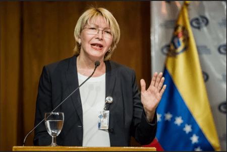 Ortega Díaz, está dispuesta a mantenerse a cargo del Ministerio Público, a pesar de la decisión que tome este miércoles el Tribunal Supremo de Justicia (TSJ) sobre el antejuicio de mérito, aseguró durante una entrevista para una radio argentina.
