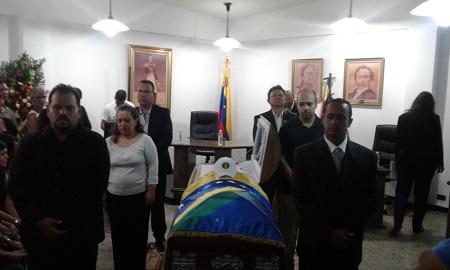 La sesión tuvo como orador de orden accidental al concejal Daniel González