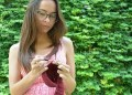 Sara Dolinski es una joven emprendedora que ha logrado tejer trajes de baño para mises venezolanas