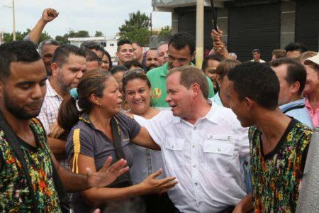 Juan Pablo Guanipa, gobernador electo de Zulia  REUTERS/Isaac Urrutia