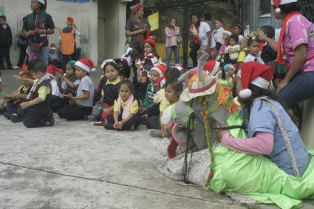 El 22 de noviembre, los alumnos participarán en el baile de La Burriquita por el casco central de Los Teques