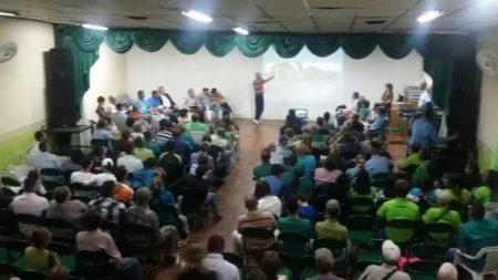 Freddy Martínez arrancó campaña presentando plan de gobierno para Guaicaipuro