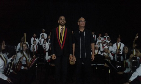 Carrizal celebró el Día Internacional del Músico con concierto