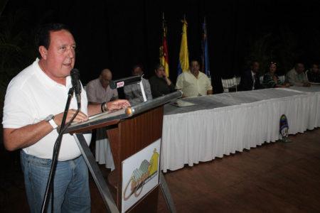 """Alcalde José Luis Rodríguez inauguró V edición de la Galería Deportiva """"Antonio Arrieta"""""""