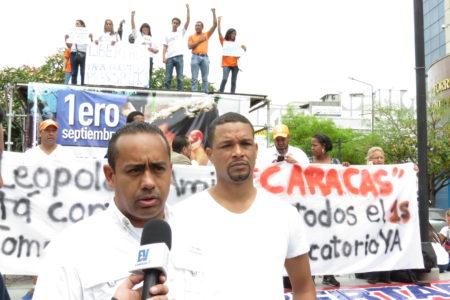 Tirso Flores: Es tiempo de hombres de acero, no de ambiciones personales