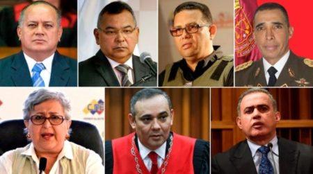 Diosdado Cabello y Maikel Moreno entre los siete funcionarios sancionados por la Unión Europea