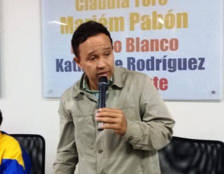 """Manolo Blanco:  """"En 4 meses de gestión el gobernador  de Miranda ha demostrado su ineficiencia"""""""