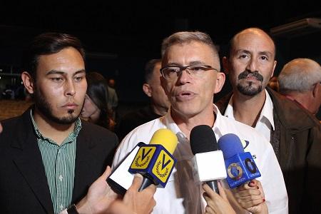 """José Fernández """"Josy"""", Alcalde de Los Salias"""
