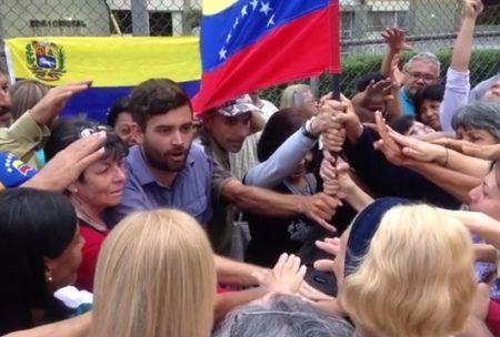 Aumentan protestas por escasez de bombonas en capital mirandina