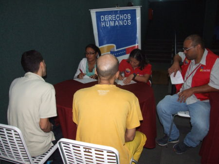 Plan Cayapa atendió a 79 detenidos de Poliguaicaipuro