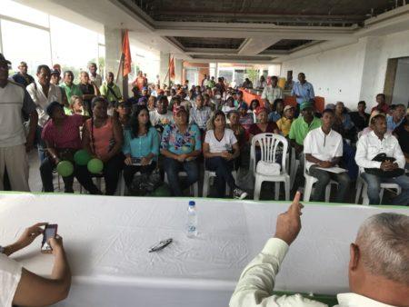 Juramentados 13 comandos de campaña en Guatire y Barlovento a favor de candidatura de Henri Falcón