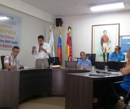Cámara de Carrizal rechazó acuerdo contra supuesto atentado a presidente Maduro