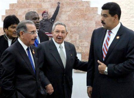 Danilo Medina anuncia que no mediará nuevamente entre Maduro y la oposición
