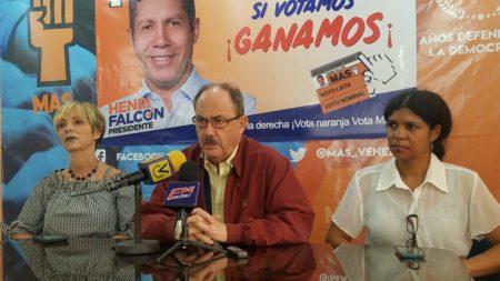 MAS: Henri Falcón propiciará el encuentro para salvar a Venezuela