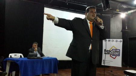 Diputado de la AN Franco Casella