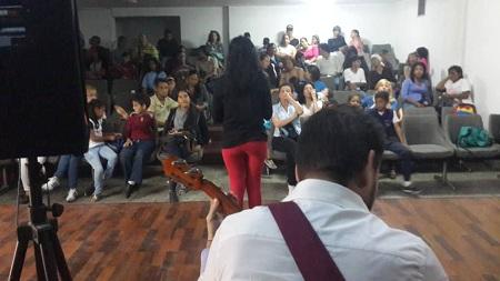 """Culminaron ensayos del Festival Folklórico """"Un canto para San Antonio"""""""