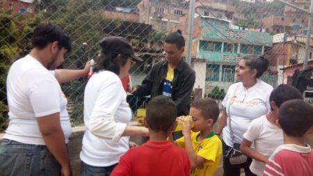 """VP activa Redes de Solidaridad en Guaicaipuro con programa """"Voluntad que Nutre"""""""
