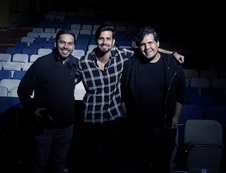 Impulso Musical 2018, Orlando Peña, Pedro Escalante, Gabriel Martinez