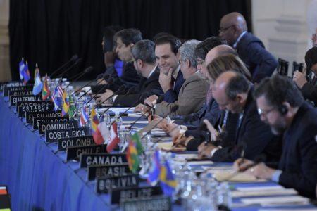 OEA da inicio a proceso de aplicación de Carta Democrática a Nicaragua
