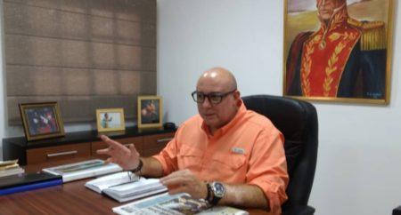 """Alejandro López, director general de la alcaldía, aseguró que los resultados positivos son el reflejo de un """"gran esfuerzo""""."""