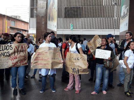 Trabajadores venezolanos de ciencia y tecnología se suman a conflicto laboral