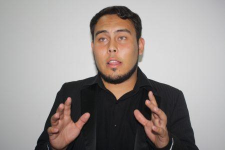 Edgar Laya, dirigente del Municipio Los Salias