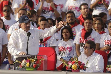 Senador de Estados Unidos llama al Congreso a sancionar a Ortega y Murillo