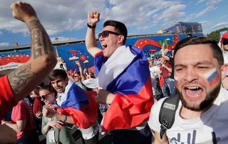 El Mundial ha mejorado la imagen de Rusia
