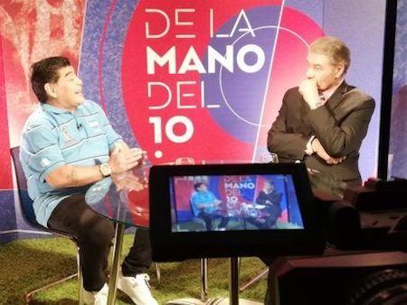 """Maradona asegura que a Colombia """"la robó"""" una FIFA """"vieja y arreglada"""""""