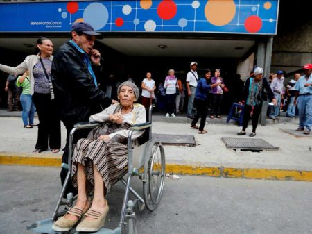 Sudeban reconfirma a los pensionados que solo se pagarán dos millones de bolívares