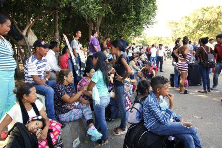 Cabello dice que migración de venezolanos a pie es una campaña contra Maduro