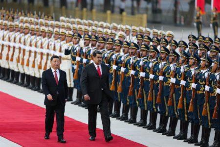"""Maduro fue a China """"a entregar recursos venezolanos"""", dice diputado"""