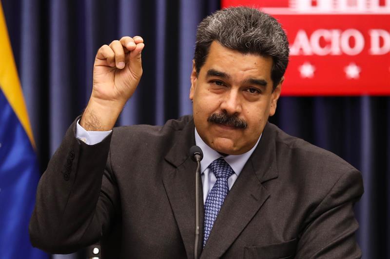 Maduro pide a Chile