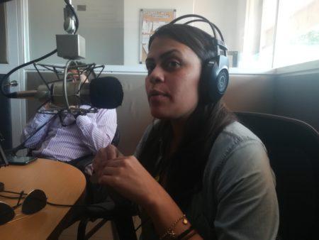 Bárbara Quijada, candidata a concejal del Municipio Los Salias