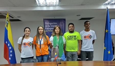 La Unión Europea en Venezuela prepara un programa de actividades para conmemorar el 70 aniversario de la Declaración Universal de los Derechos Humanos