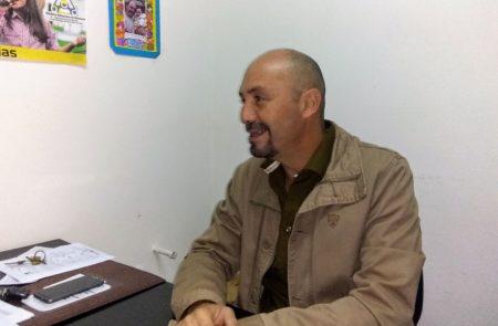 Daniel González, presidente de la cámara municipal