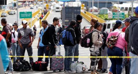 Ecuador considera la crisis migratoria venezolana comparable a la de Siria