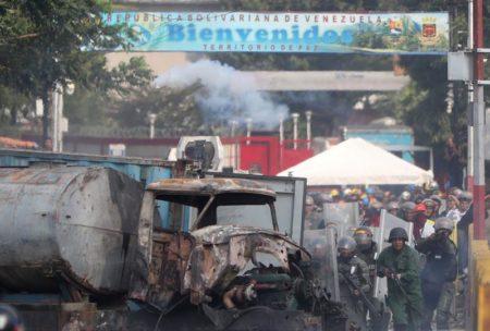 """El Gobierno uruguayo muestra """"preocupación"""" por los incidentes en Venezuela"""
