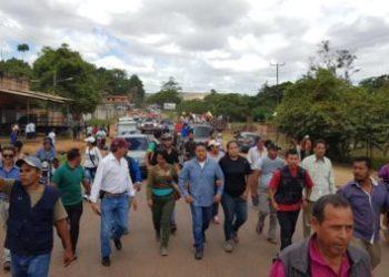Alcalde de Gran Sabana: Narcodictadura de Maduro mata al pueblo pemón que exige ayuda humanitaria