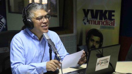 Elías Jaua: Chávez vive y vivirá en cada lucha