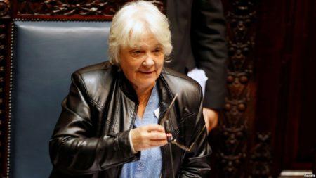 Vicepresidenta de Uruguay pide a Venezuela comicios ejecutivos y legislativos