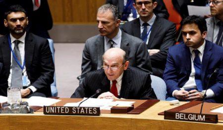 EE.UU. pedirá en ONU un proceso pacífico que lleve a elecciones en Venezuela