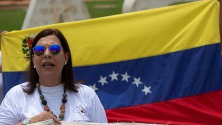 Embajadora de Guaidó en Brasil anuncia envío de ayuda a Venezuela el sábado