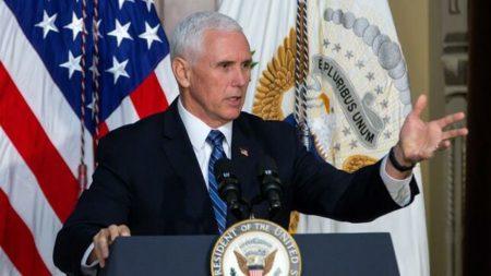 El vicepresidente de EEUU asistirá a la reunión del Grupo de Lima en Colombia