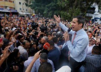 Guaidó: Muy pronto vamos a buscar nuestra oficina en Miraflores