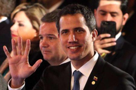 Guaidó anuncia más movilizaciones hasta lograr democracia en Venezuela