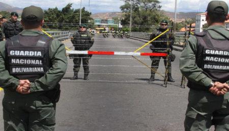Fronteras de Venezuela cumplen una semana cerradas y sin indicios de apertura