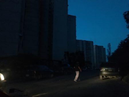 Zona de La Rosaleda estuvo sin luz por 8 horas